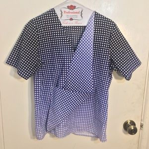COS Origami Checkered Shirt